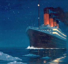 Выставка «Титаник! Катастрофа века»
