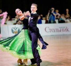 Соревнования по танцевальному спорту на Кубок ТСК «Пионер»