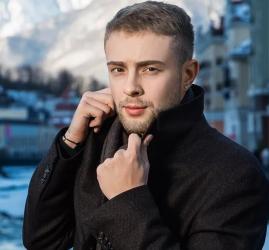 Концерт Егора Крида в Тюмени