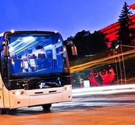 Автобусная экскурсия  «Ночь. Улица. Фонарь. Автобус...»
