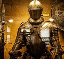 Выставка «В арсенале древних воинов»