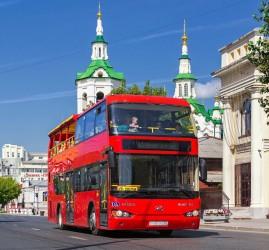 Автобусные экскурсии в Тюмени в июле 2019