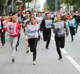 Всероссийский день бега в Тюмени 2019 года