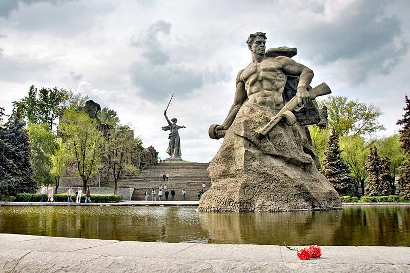Выставка «Выстоял бессмертный Сталинград»