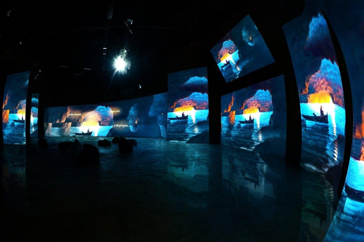 Выставка «Айвазовский— ожившие полотна»
