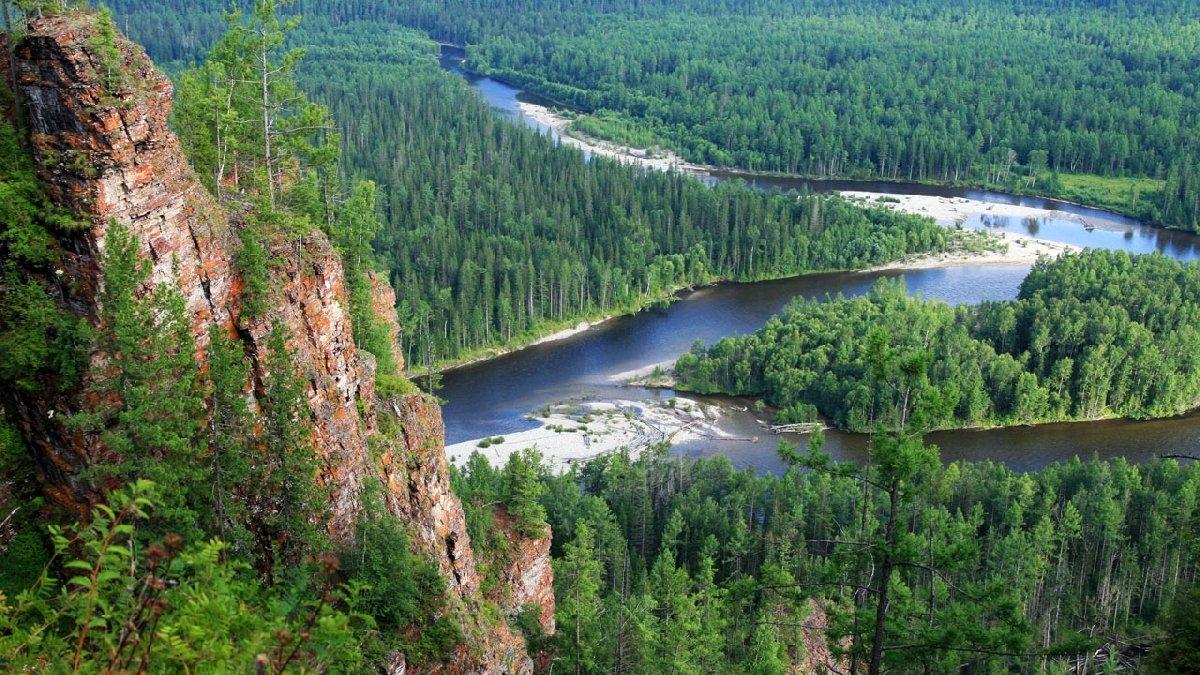 Фильмы изцикла «Сибирь: сон Бога»