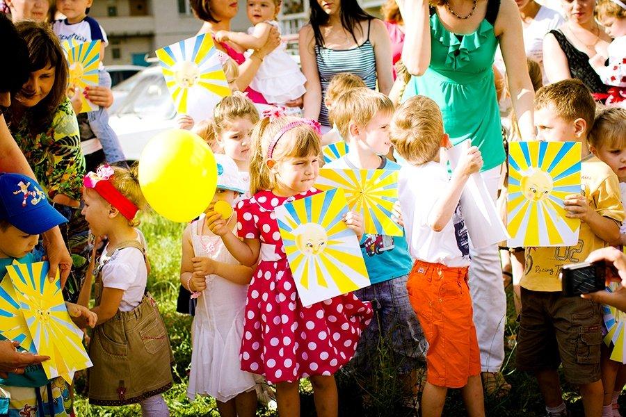 День защиты детей вТюмени 2017