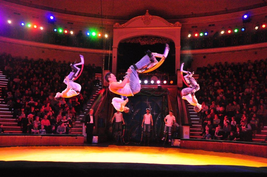 Тюменский государственный цирк