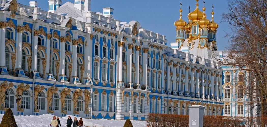 Лекция «Александровский дворец вцарском селе иРомановы»