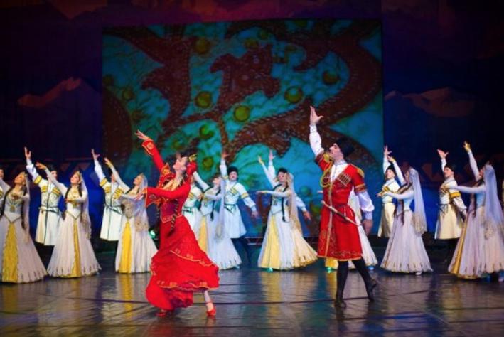 День Дагестанской культуры вТюмени 2017