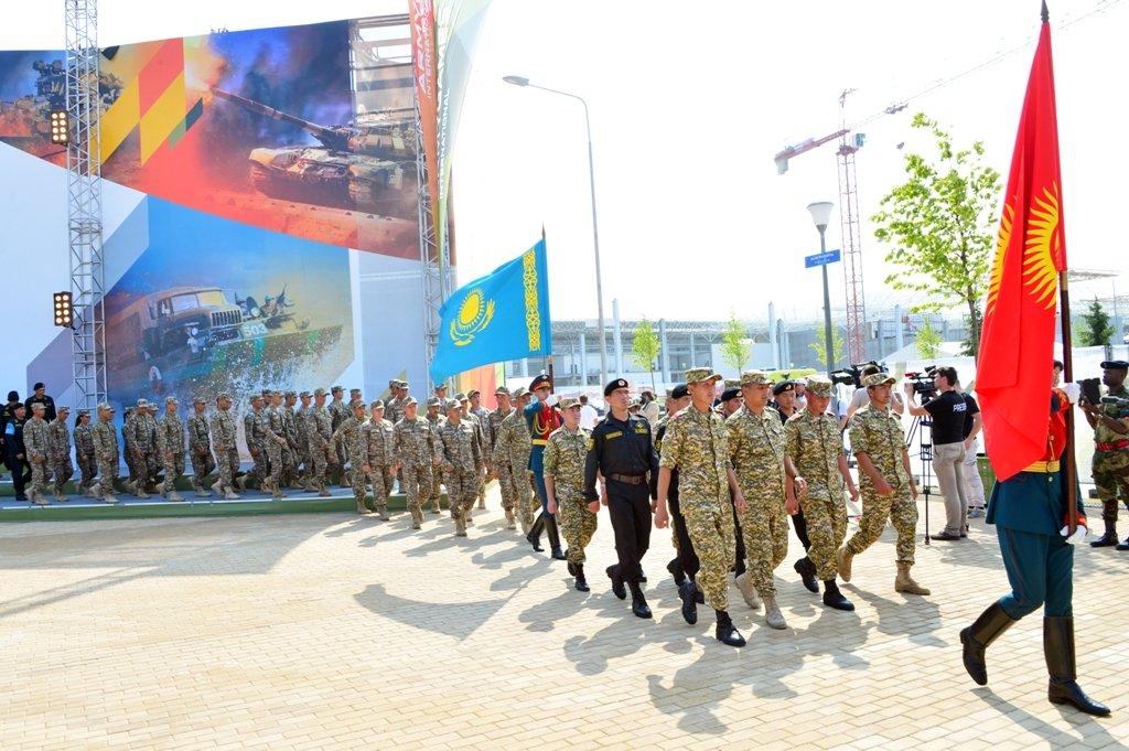 Международный этап АрМИ-2017 4 и6 августа вТюмени