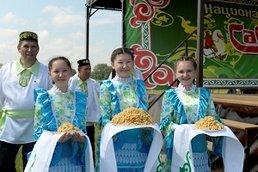 Районный национальный праздник Сабантуй-2017