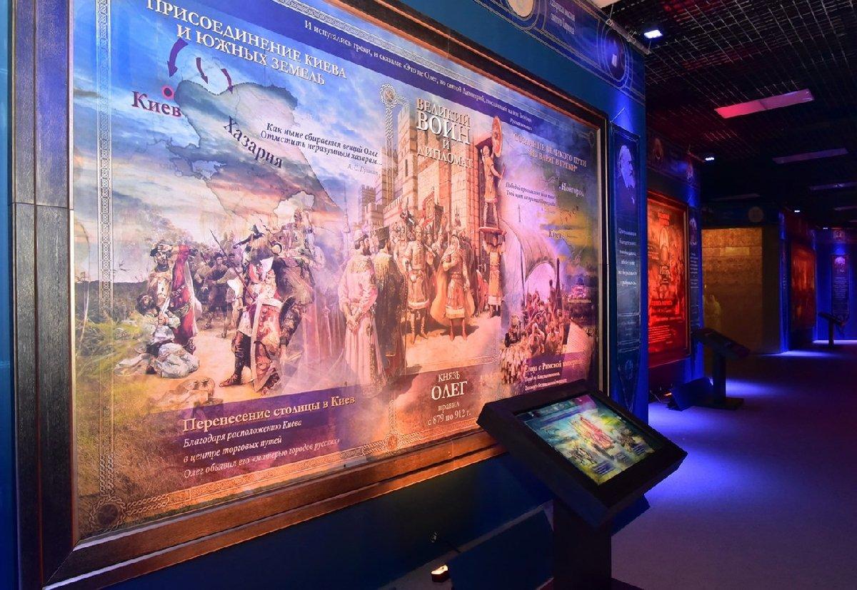 Мультимедийный исторический парк «Россия— Моя история» вТюмени