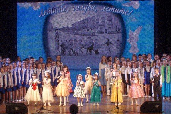 Концерт «Этюд ввесенних красках»