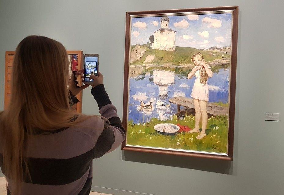 Выставка цикла «Сокровища музеев России» вТюмени
