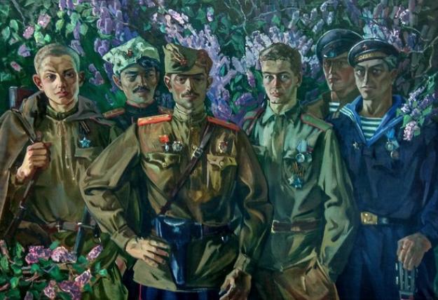 Выставка «Весна Победы» 2018