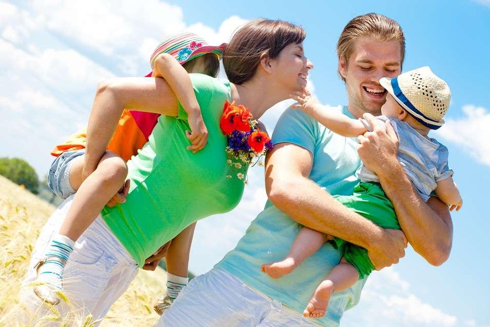 День семьи, любви иверности вТюмени 2017