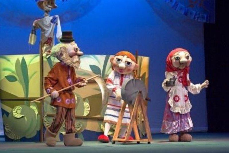 Распродажа билетов вТюменском театре кукол
