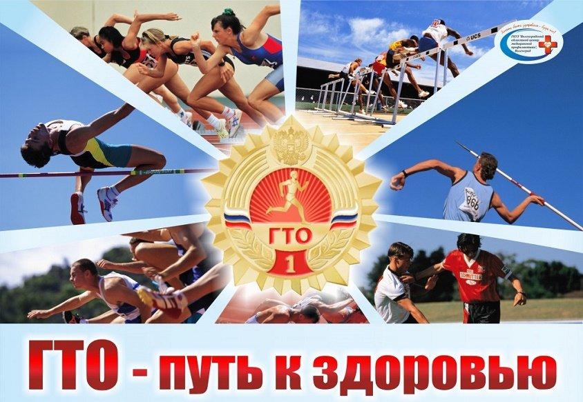 Летний фестиваль ГТО среди взрослых 2017