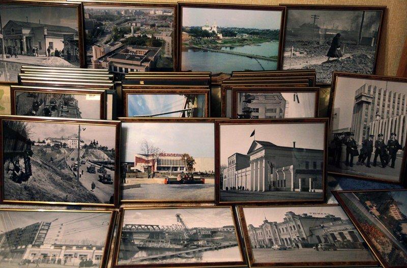 Фотовыставка «Тюмень: история иреальность»