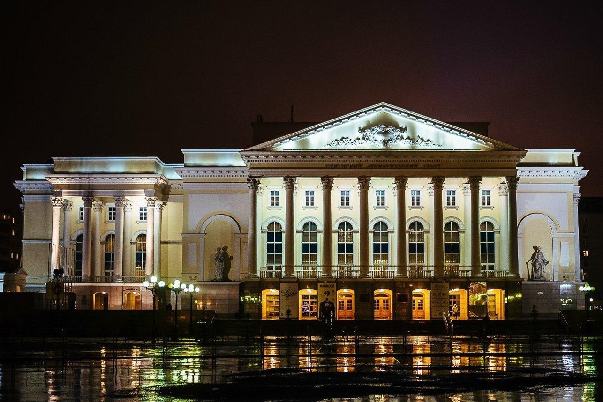 этом картинки тюменский драматический театр важно, как часто
