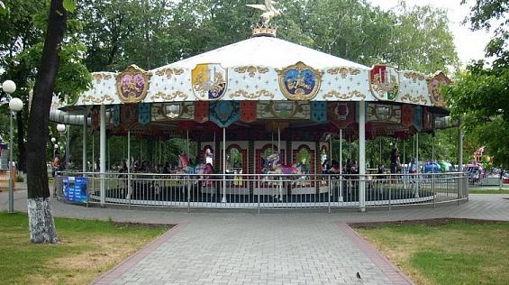 Городской Тюменский парк культуры иотдыха