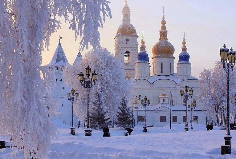 Праздник Рождества вТюмени 2018