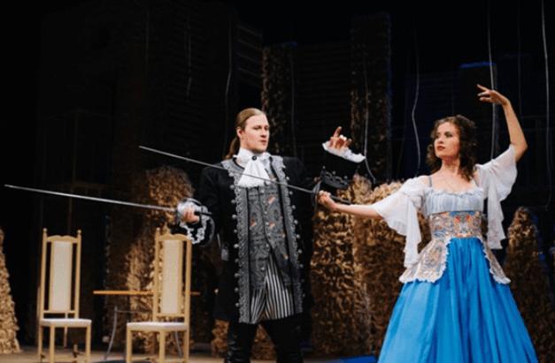 Ночь искусств вТюменском Драматическом театре 2017