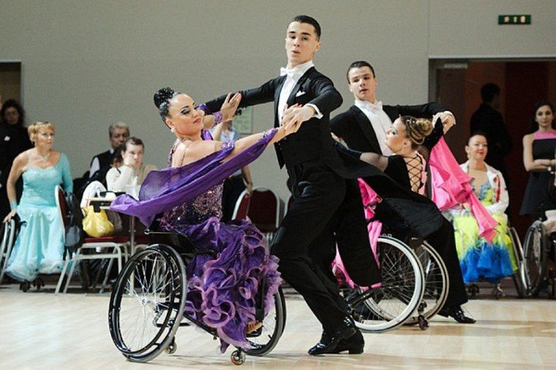 Кубок России поспортивным танцам наколясках вТюмени 2017