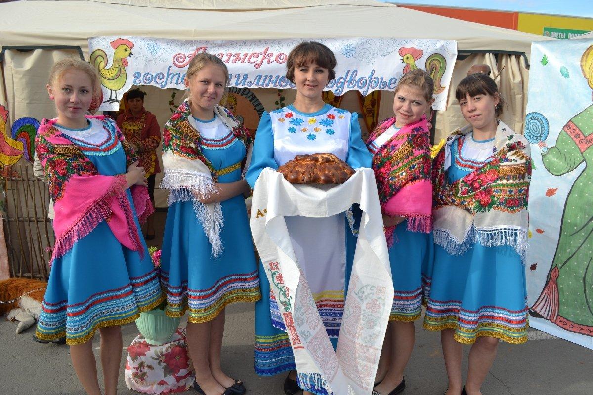 Гастрономический фестиваль «Сибирский разносол» 2017