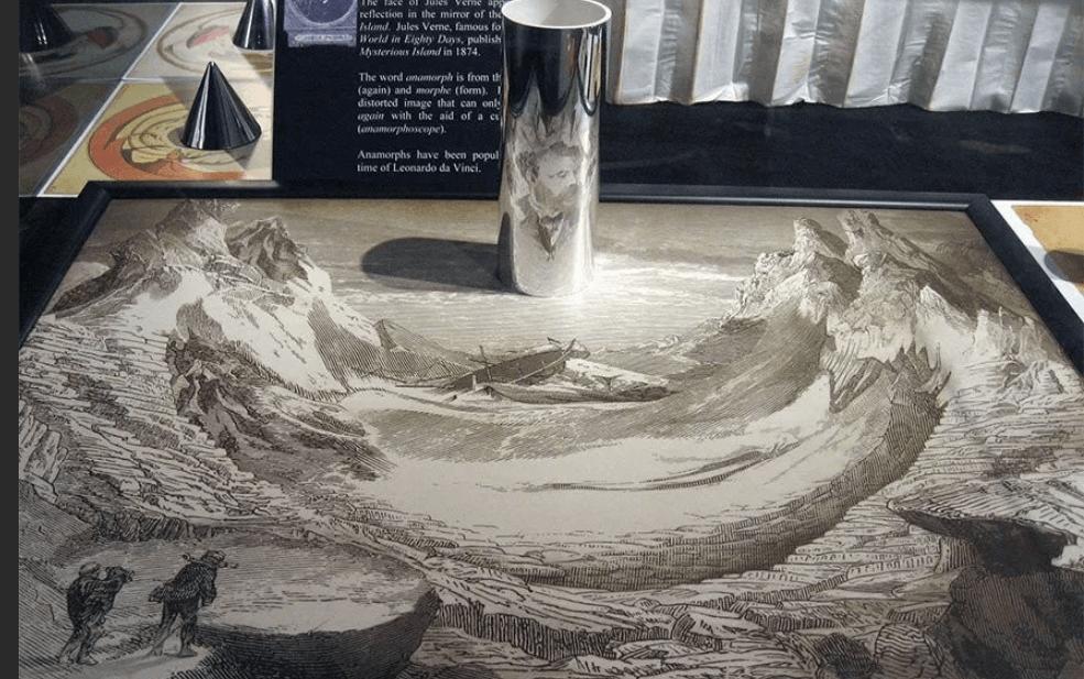 Выставка «Иллюзия вграфике иплакате»