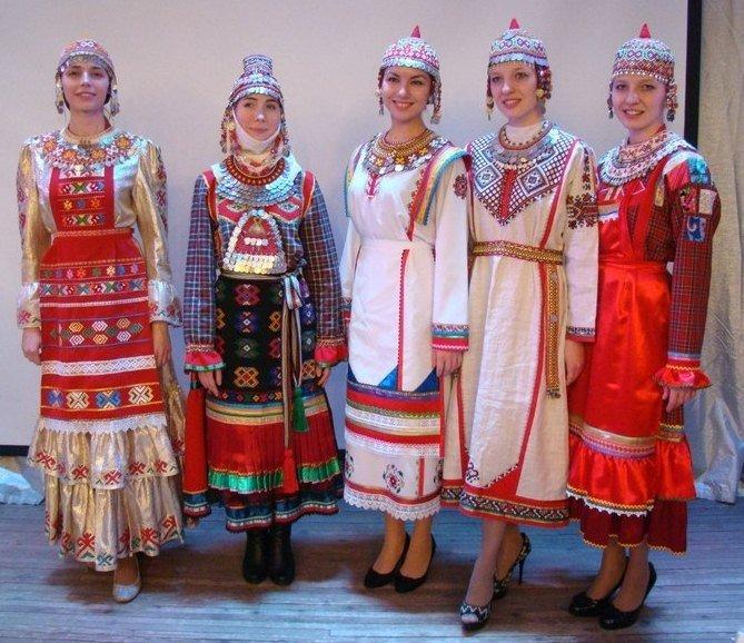 Дни чувашской культуры «С верой вРоссию, слюбовью кЧувашии»