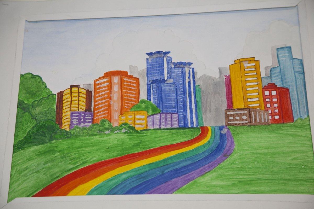 Картинки на тему мой город для детского сада