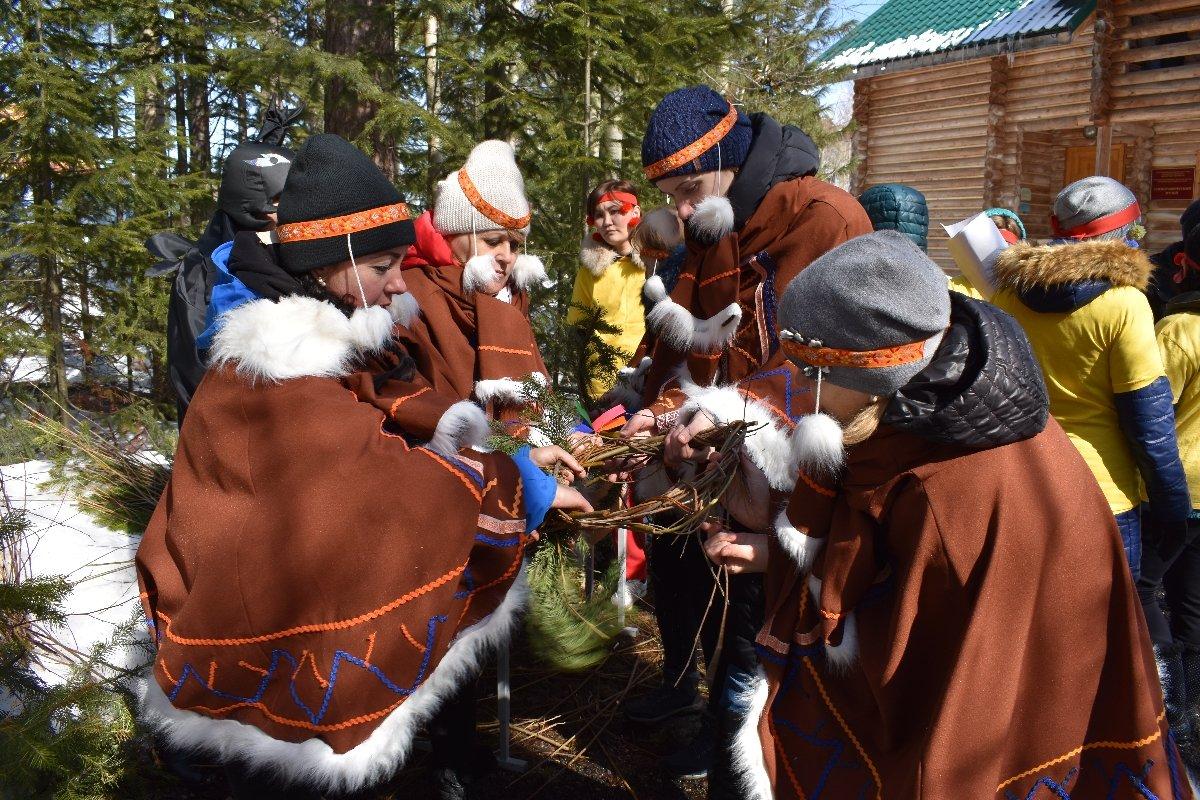 Праздник народов Севера «Вороний день— Вурнга хатл» 2019