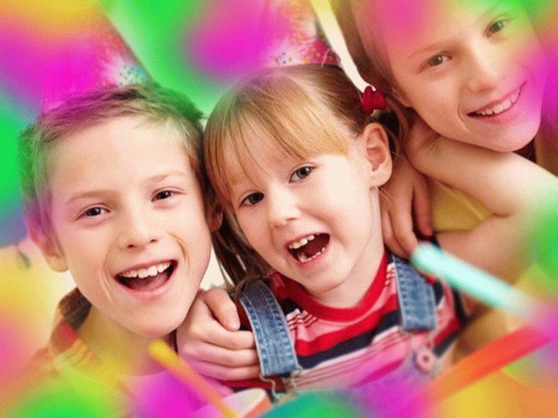 Большой детский праздник вТРК Остров»