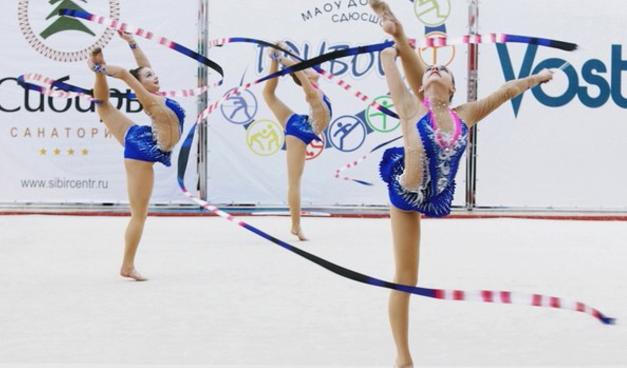 Открытый турнир похудожественной гимнастике 2017