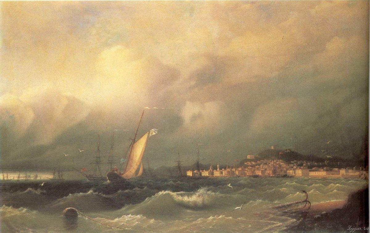 Выставка «Очарованные морем»
