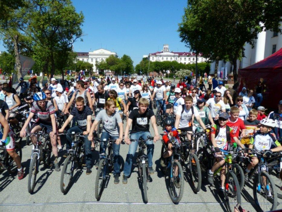 Тюменский велофестиваль 2017
