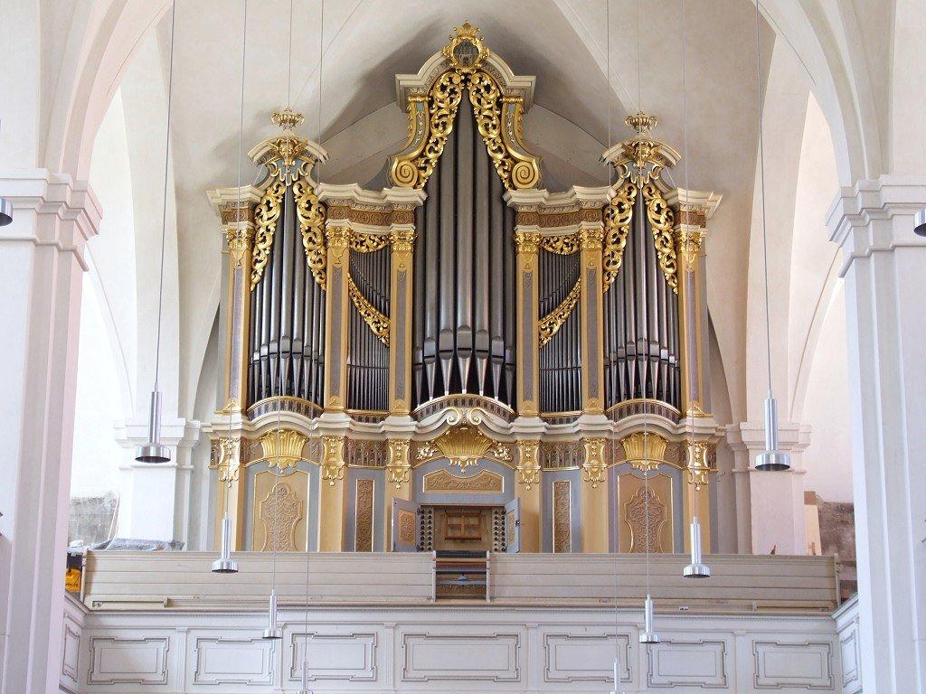 Органные концерты вТюменском костеле