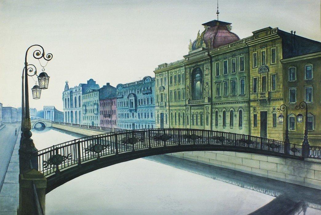 Выставка «Графика Серебряного века»