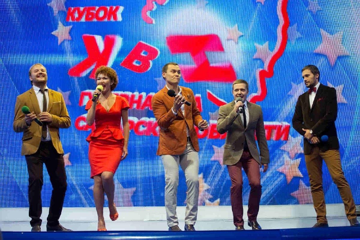 Фестиваль студенческих команд КВН вТюмени 2019