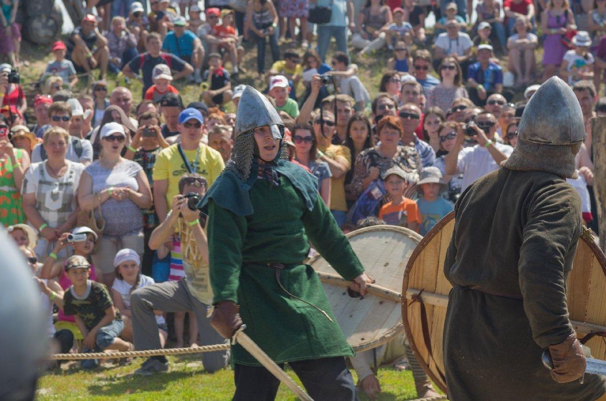 Фестиваль исторической реконструкции «Абалакское поле» 2017