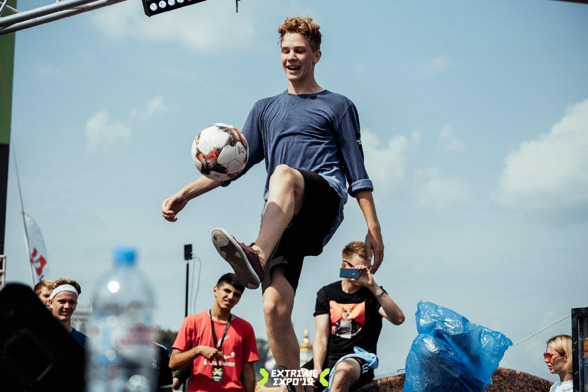 Фестиваль современных видов спорта «Экстрим ЭКСПО» 2019
