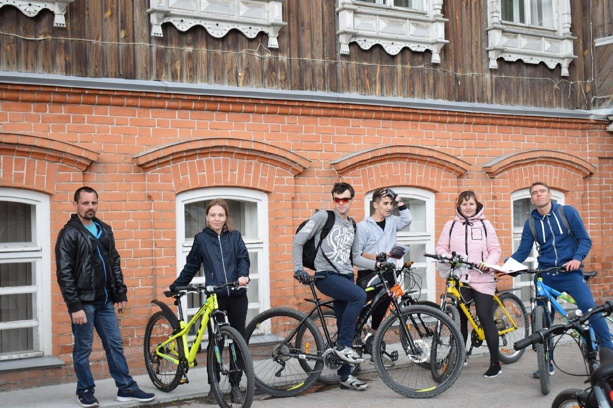 Велоквест «Загадки сибирской столицы»