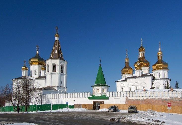 Экскурсия «Тюмень: наши святыни»