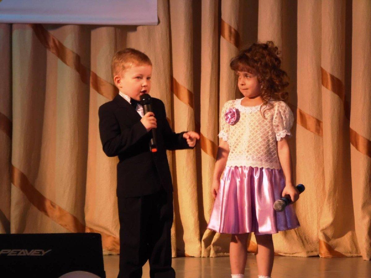 Конкурс детского июношеского творчества «Золотой микрофон» 2017