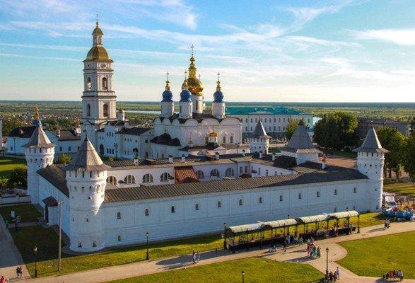 Фестивадь «Лето вТобольском Кремле» 2017