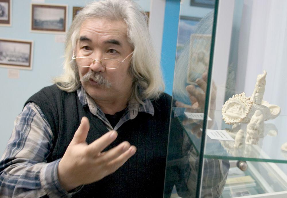 Выставка «О Сибири слюбовью»