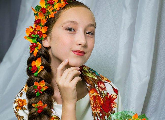 Конкурс «Коса— девичья краса» вТюмени 2020