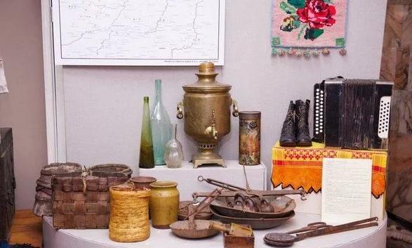 Музей археологии иэтнографии ТюмГУ